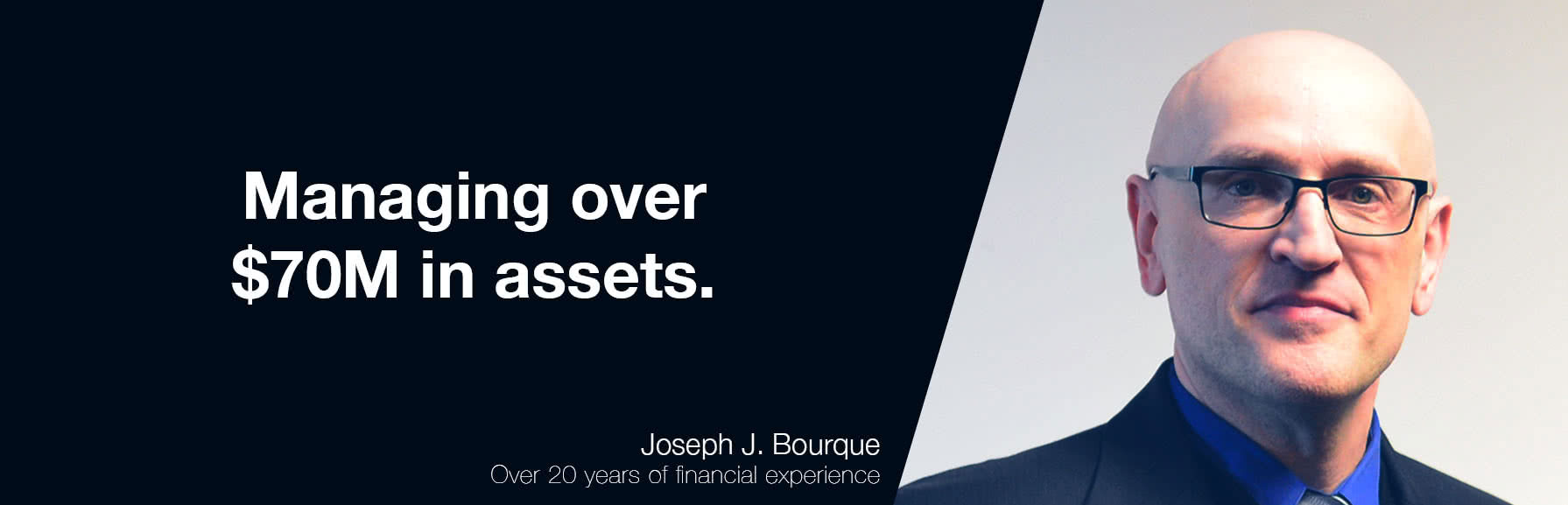 Investment Specialist at Worcester Advisors - Joe